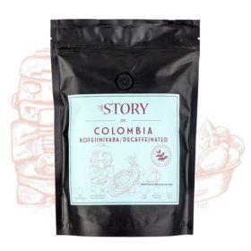 kohviuba-colombia-decaf-250g-the-story